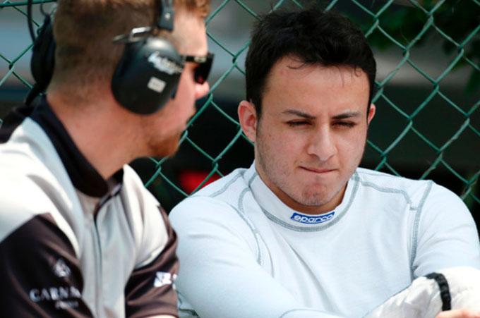 Formula E – Julio Moreno nominato Pilota di Riserva dal Team Aguri