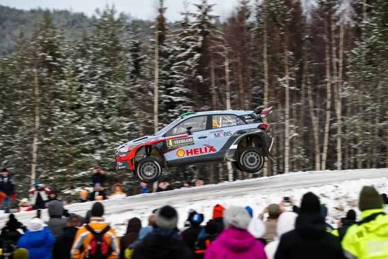 """WRC – Paddon: """"Podio fantastico per la Hyundai"""""""