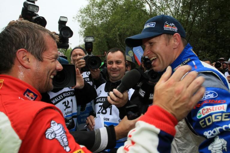 WRC – La Toyota sogna un duo Loeb-Solberg