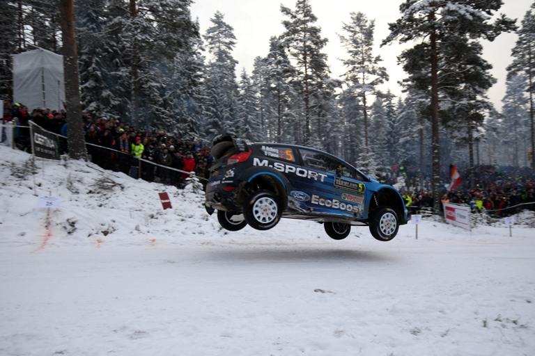 """WRC – Ostberg: """"Contento del terzo posto e della prestazione"""""""