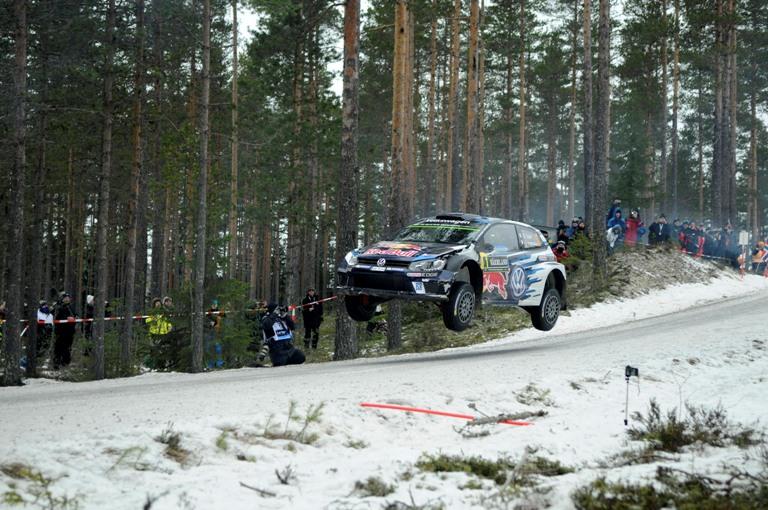 WRC – Rally di Svezia, Ogier allunga dopo 8 ps