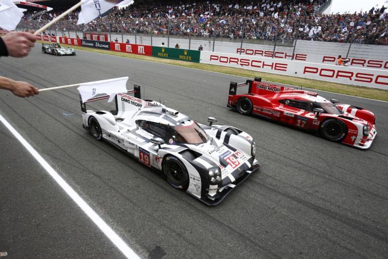 WEC – Porsche pronta a difendere il titolo con la 919 Hybrid