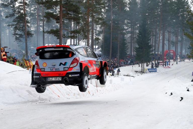 """WRC – Paddon: """"In Svezia potrebbe arrivare il podio"""""""