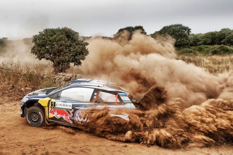 WRC – Presentato il Rally d'Italia Sardegna 2016