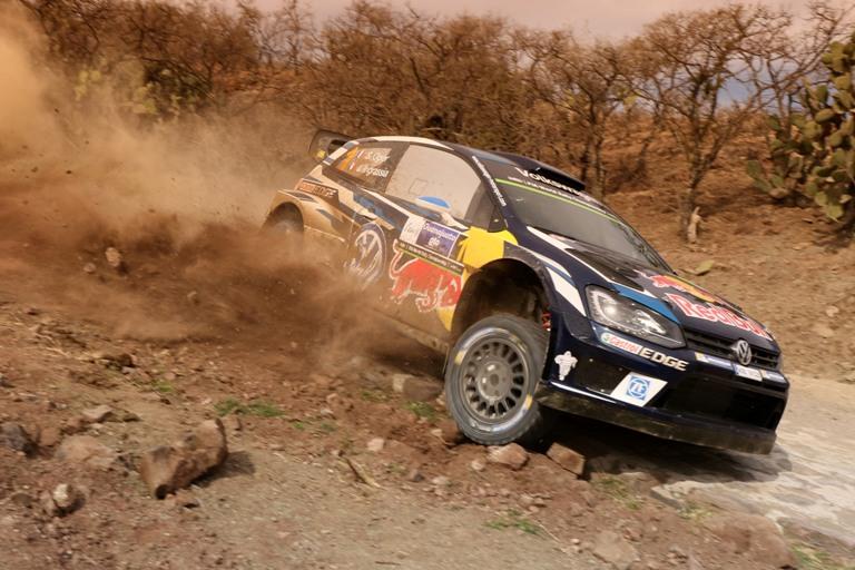 WRC – Dopo 3 ps Ogier al comando del Rally del Messico