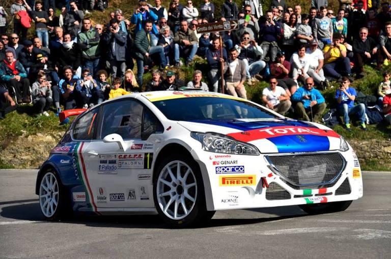 CIR – Andreucci e Peugeot si impongono al Ciocco