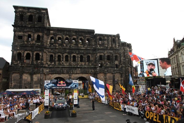 WRC – Il Rally di Germania rinnova fino al 2020
