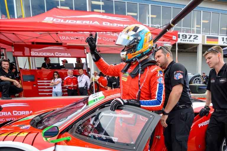 12 Ore di Sebring – Debutto vincente per la Ferrari 488 GT3