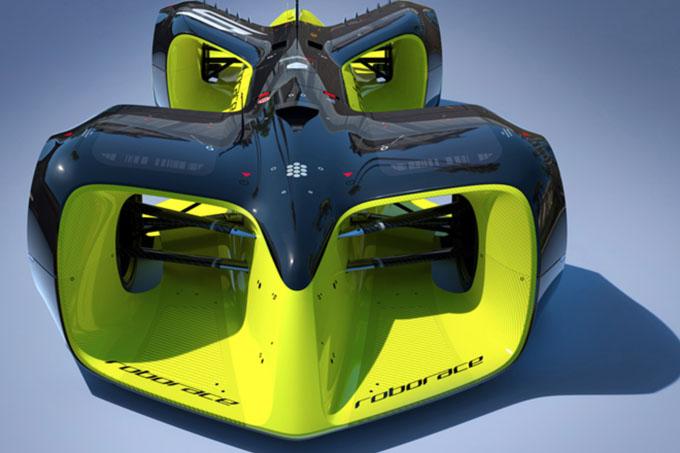Formula E – Long Beach: Daniel Simon presenta la Roborace, l'auto da corsa a guida autonoma. Gli Orari delle dirette TV e Streaming