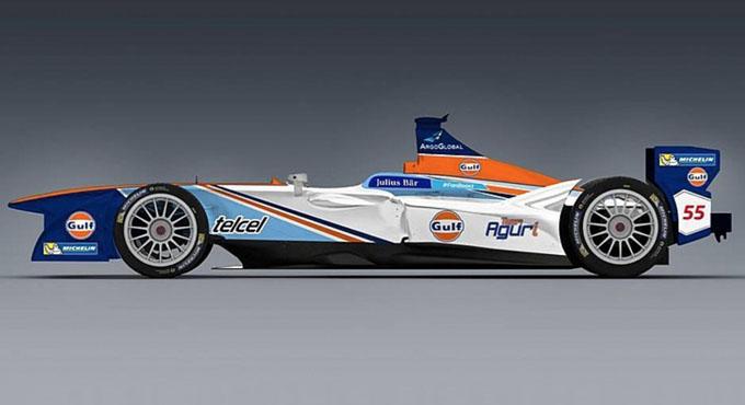 Formula E – Messico City: Gulf Oil Nuovo Sponsor del Team Aguri. Gli Orari della Diretta TV