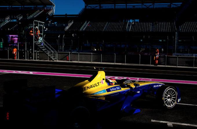 Formula E – Messico: Buemi Domina entrambe le sessioni di Prove Libere
