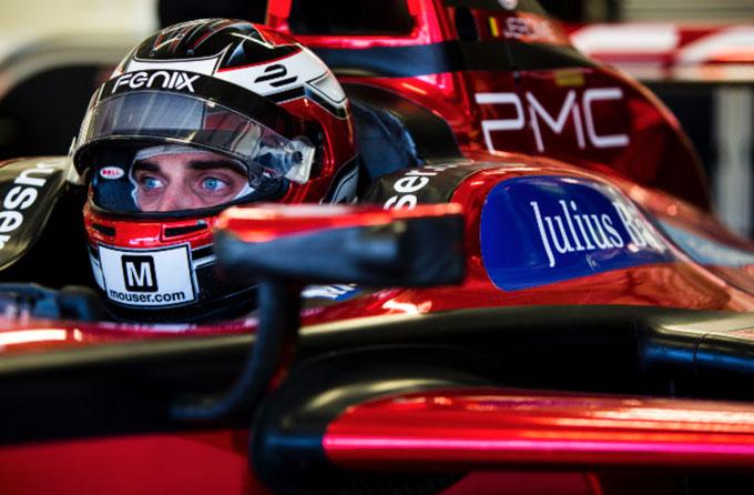 Formula E – Messico: Seconda Pole stagionale per Jerome D'Ambrosio