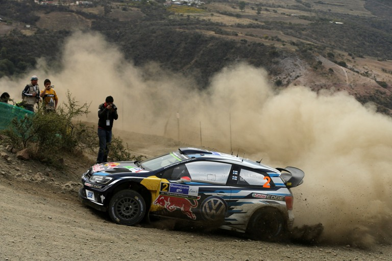 WRC – Latvala tenta il colpaccio in Messico