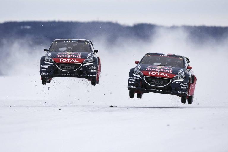 WRX – Loeb correrà con il team Hansen