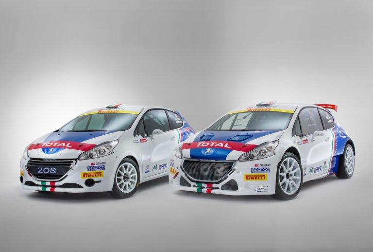 CIR – Peugeot parte dal Ciocco per difendere il Tricolore