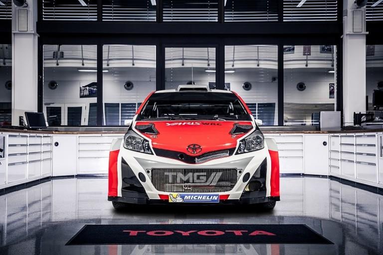 WRC – Nuova Toyota Yaris. Ad aprile i test in Finlandia