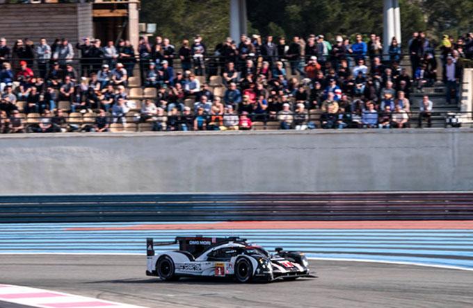 WEC – Porsche subito in testa nel Prologo, bene Toyota e Ferrari