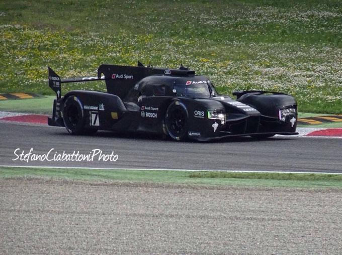 WEC – Audi testa a Monza la versione Low Downforce della nuova R18