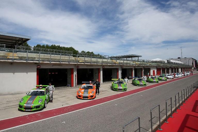 La Porsche Carrera Cup Italia al via da Monza a fine aprile