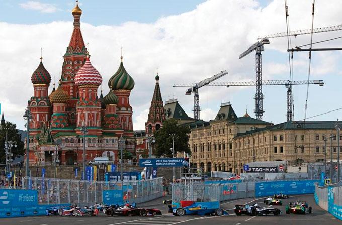 Formula E: a rischio l'e-prix di Mosca del 4 Giugno, fissato il 15 Maggio l'ultimatum ai promoter