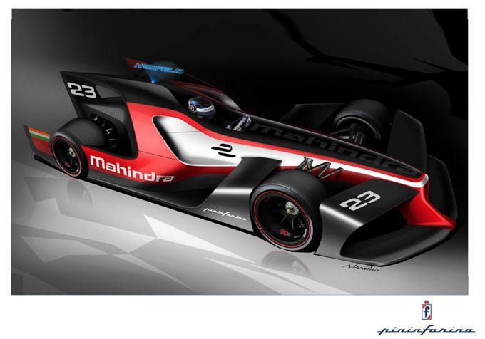 Formula E – Mahindra e Pininfarina svelano la Formula E del futuro! Ma Qing Ha sostituisce Duran al Team Aguri