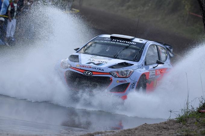 WRC – I piloti Hyundai puntano al podio in Argentina