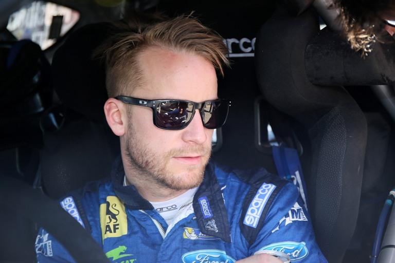 """WRC – Ostberg: """"Speravo di fare meglio in Argentina"""""""