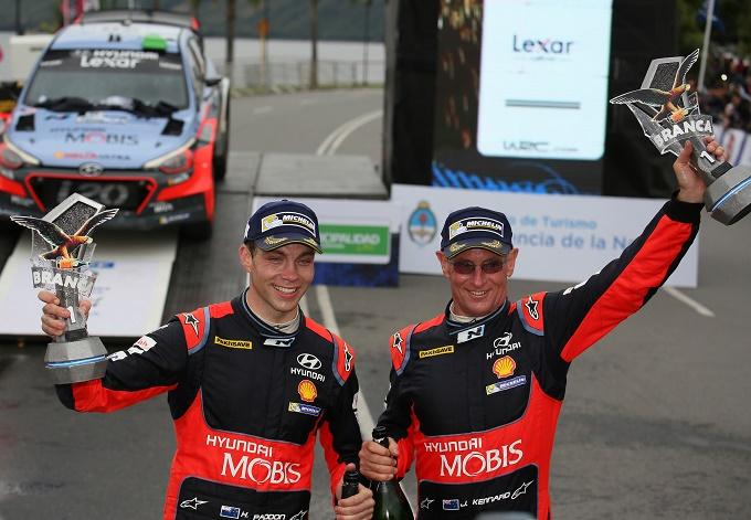 WRC – Paddon nella storia! Il kiwi vince in Argentina