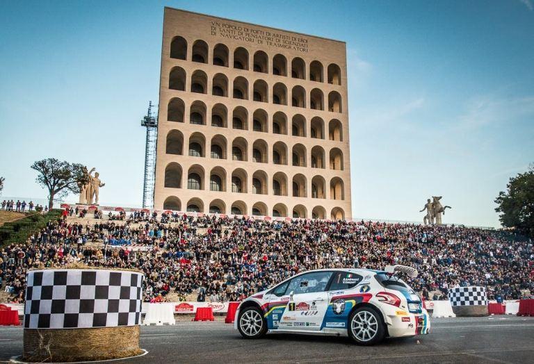 CIR – Presentata l'edizione 2016 del Rally Roma Capitale