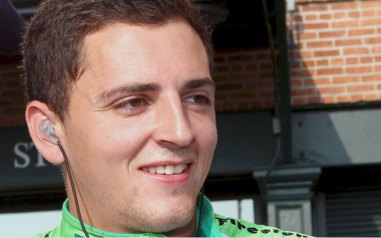 Stefan Wilson alla 500 Miglia di Indianapolis con la KV Racing