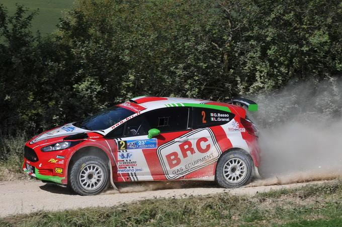 """Il Rally dell'Adriatico porta """"un mare"""" di felicità in casa BRC, con un secondo ed un quarto posto assoluti"""