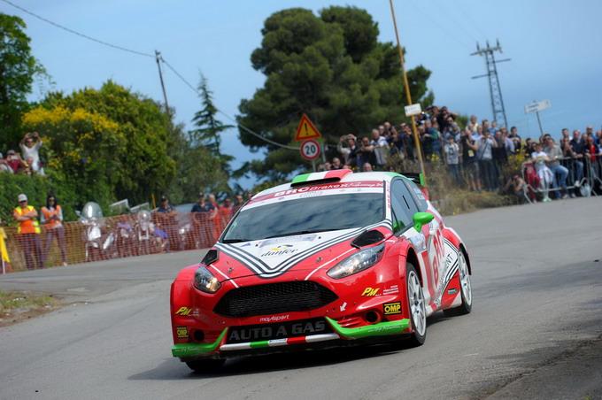 BRC raddoppia il proprio impegno nel CIR con un'altra Fiesta R5. Le vetture a gas sempre più protagoniste nelle competizioni
