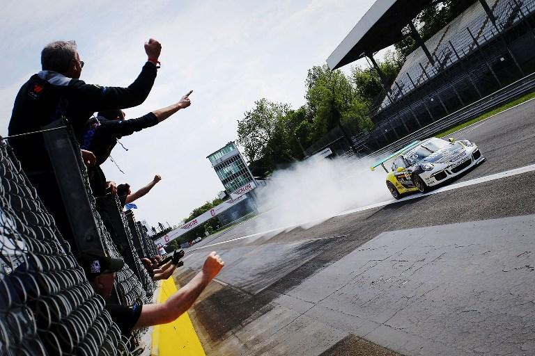 Porsche Carrera Cup Italia – Cairoli dominatore a Monza