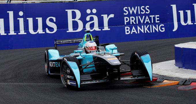 Formula E – Berlino:  Piquet Jr torna al vertice nelle libere 2
