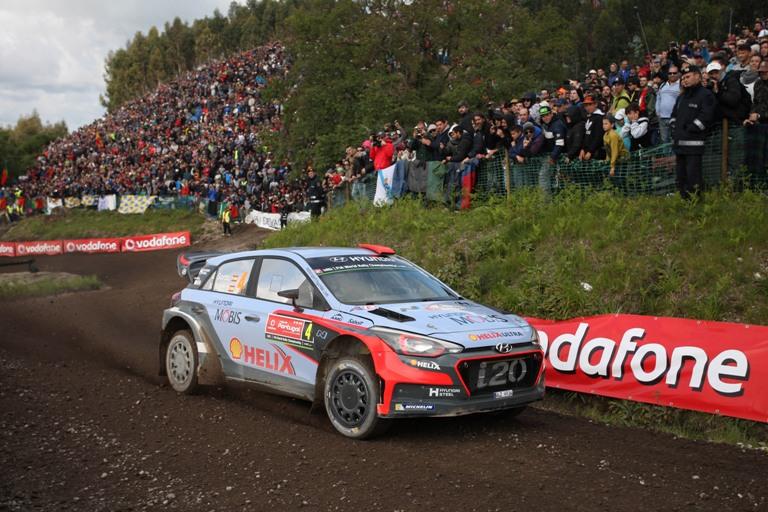 """WRC – Sordo: """"Soddisfatto del risultato portoghese. i20 in crescita"""""""