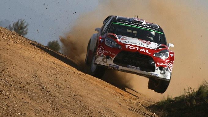 WRC – Meeke prende il largo in Portogallo