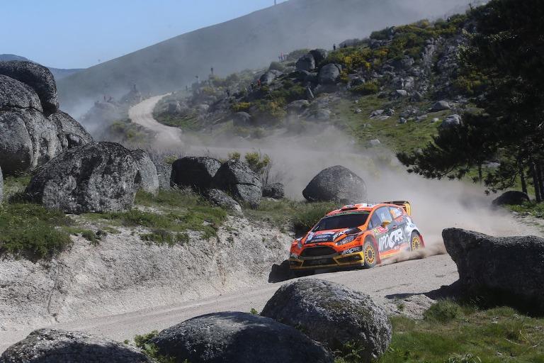 WRC – Il Rally del Portogallo per Pirelli