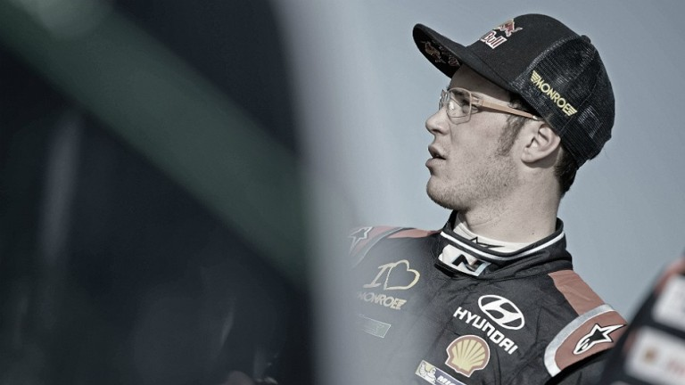 WRC – Rally del Portogallo, Shakedown a Neuville