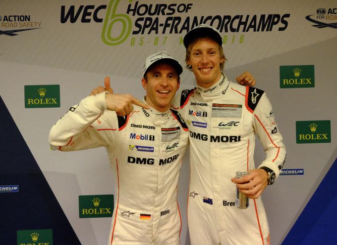 WEC – Spa: Porsche conquista un'altra strepitosa doppietta. 1-2 anche per Ferrari in GTE-PRO