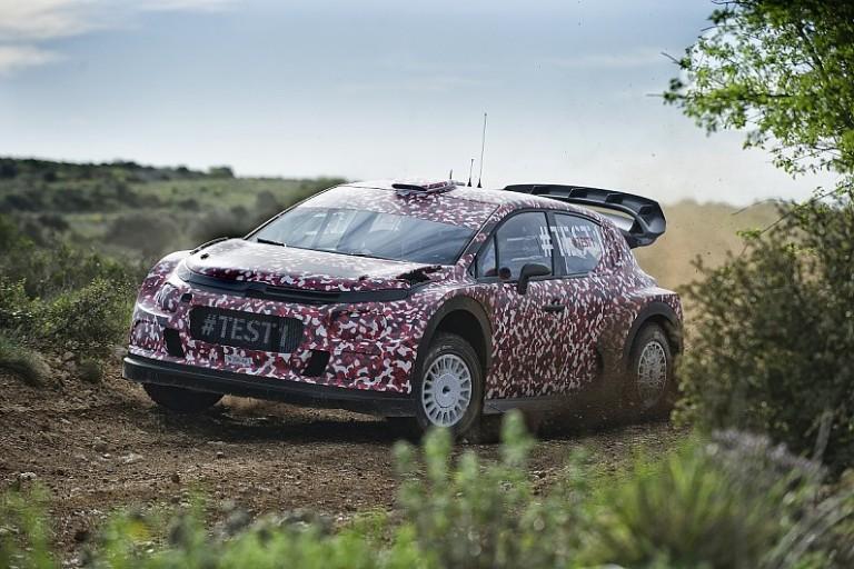 WRC – Le auto 2017 solo per i piloti ufficiali
