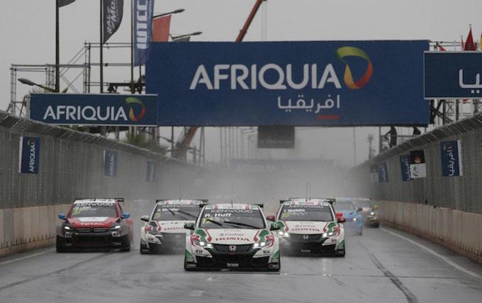 WTCC – Marrakech: Storica tripletta Honda nella Main Race, a Coronel la prima corsa