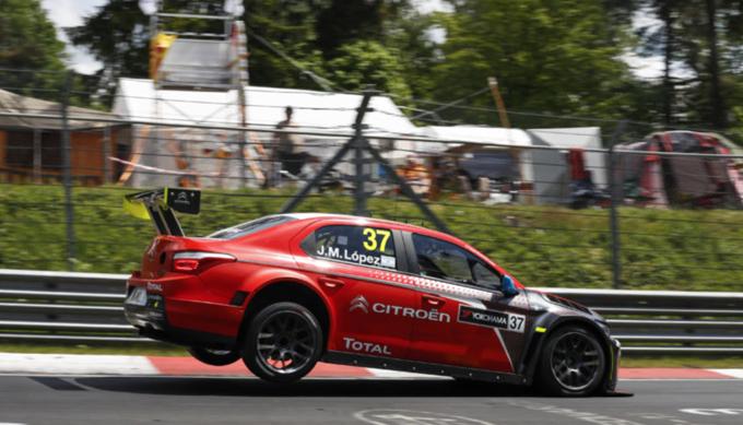 WTCC – Nurburgring: Fantastica doppietta di Lopez che scappa in campionato. Chilton due volte a podio