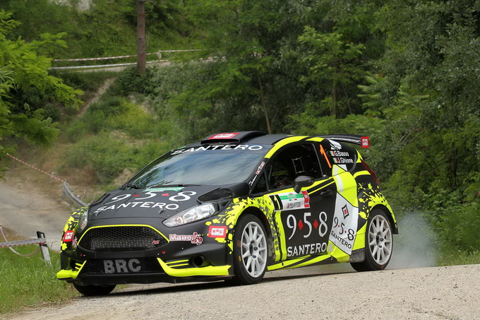 Un ottimo terzo posto al Rally Di Alba per BRC con la coppia Basso – Ghione
