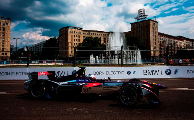 Formula E – Sam Bird e la Formula E scendono in campo con StreetGames