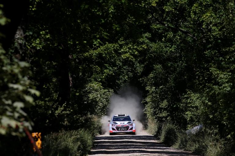 """WRC – Neuville: """"Polonia? Ottimista dopo la vittoria in Sardegna"""""""