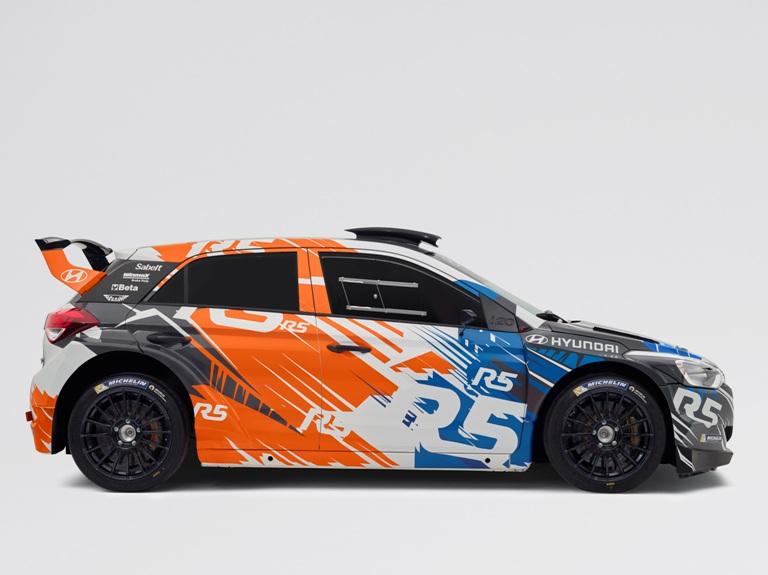 ERC – Abbring al Rally Ypres con la i20 R5
