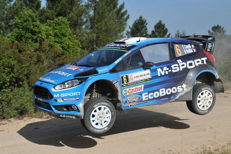WRC – Per Camilli un sesto posto in Sardegna che sa di vittoria