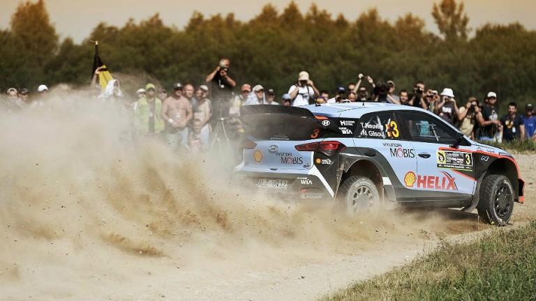 WRC – Neuville vince la ps 1 in Polonia