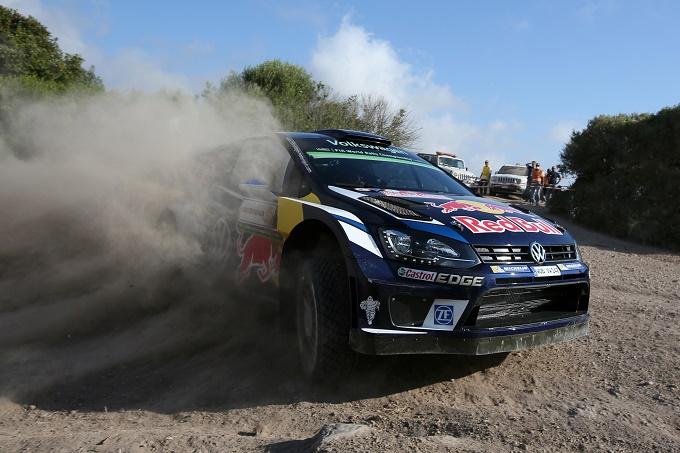 WRC – Ogier in testa dopo la prima speciale in Sardegna