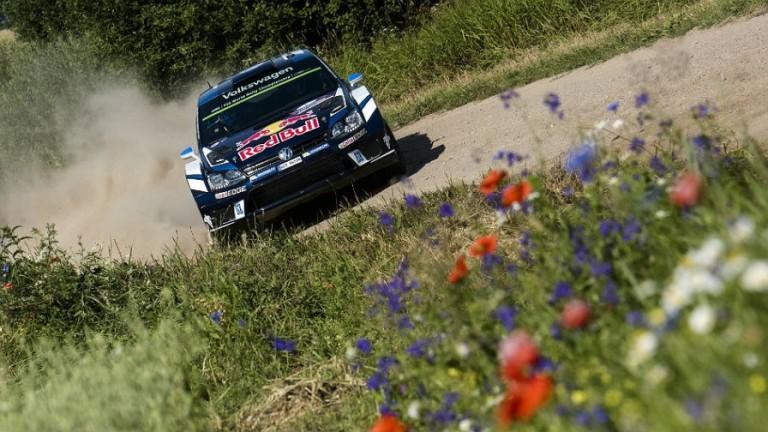WRC – Rally di Polonia, Ogier firma lo shakedown
